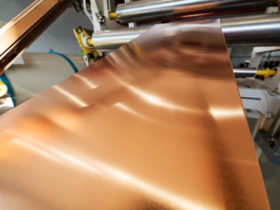 Beryllium Copper Ultra Thin Foil