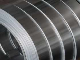 SOFT MAGNETIC IRON NICKEL STRIPS