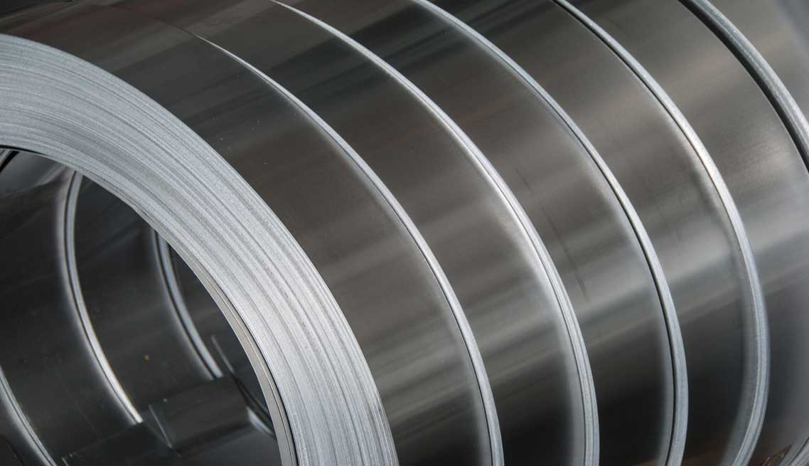 NICKEL COPPER ALLOYS STRIPS