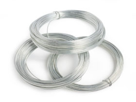 GLASS SEALING AND EXPANSION WIRE