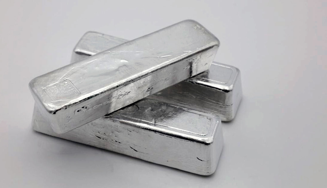 Indium Metal Ingot